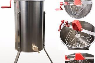 استخراج عسل با اکستراکتور