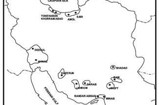 اولویت های استانی کشت مرکبات در ایران