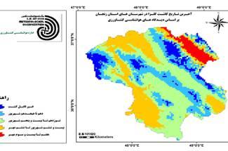 تاریخ کاشت مناسب کلزا در استان زنجان